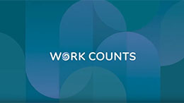 Webinar for Work Counts - systematic review findings on support for gaining paid work for people living with a long term condition